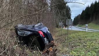 Unfall Bremgarten