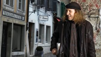 Der Solothurner Musiker Chris von Rohr «liebt dieses Städtchen». (Archiv)