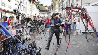 Impressionen vom Gauklerfestival in Lenzburg