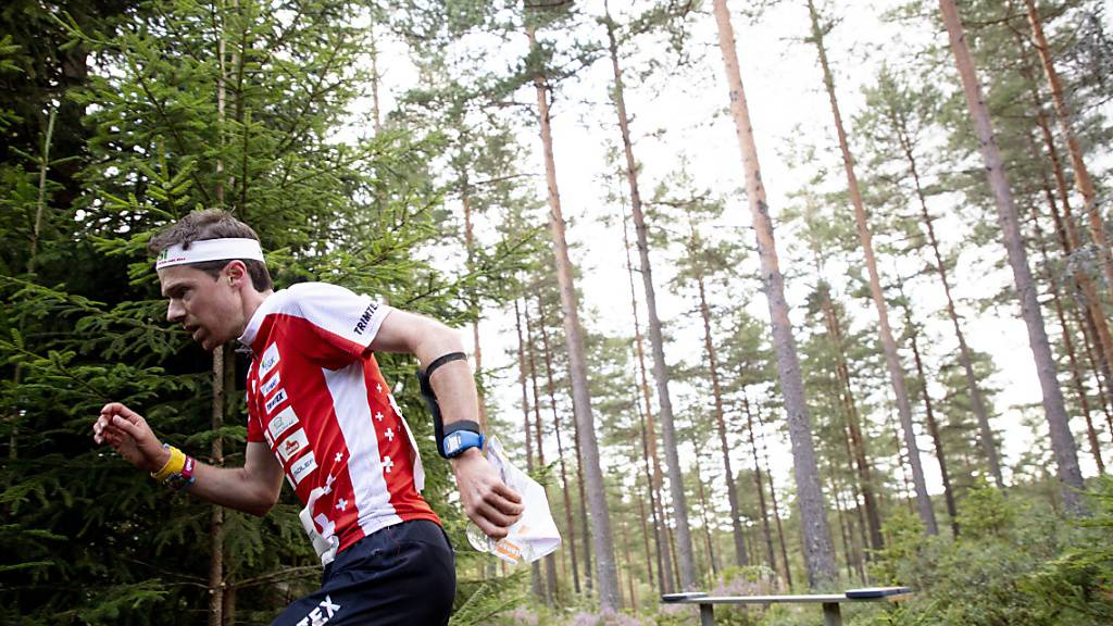 Daniel Hubmann verteidigt Titel erfolgreich