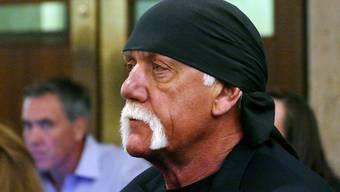Hulk Hogan, bürgerlich Terry Bollea, hat nach jahrelangem Streit wegen einem kurzen Sex-Filmchen einem Vergleich in Höhe von 31 Millionen Dollar zugestimmt. (Archivbild)