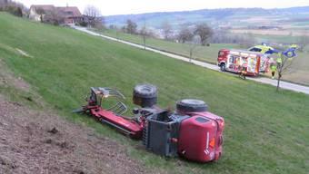 Unfall Freienwil