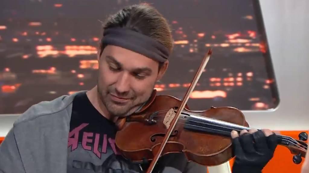«Ich bin froh, dass meine Nachbarn musikalisch sind.»
