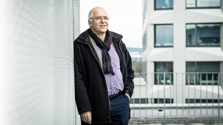 Jörg Dätwyler lebt gerne in Dietikon. Sein anhaltendes Engagement in der Gemeindepolitik speist sich aus dieser Zuneigung.