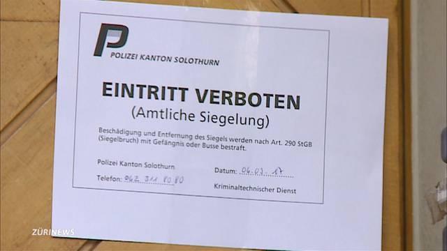 Anklage gegen Vierfachmörder von Rupperswil