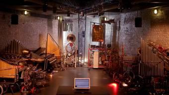 Verrückte Sache: Leonardo Barbadoros Robo-Orchester.
