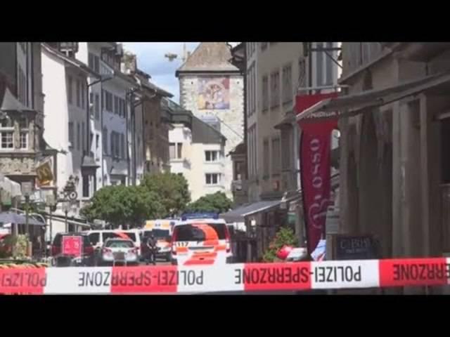 Schweizer Polizei: Der Kettensägen-Angreifer von Schaffhausen wurde gefasst
