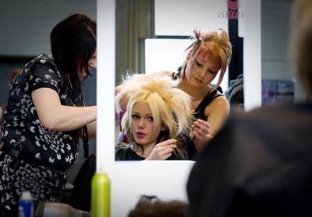 Hairstyling vom Profi.