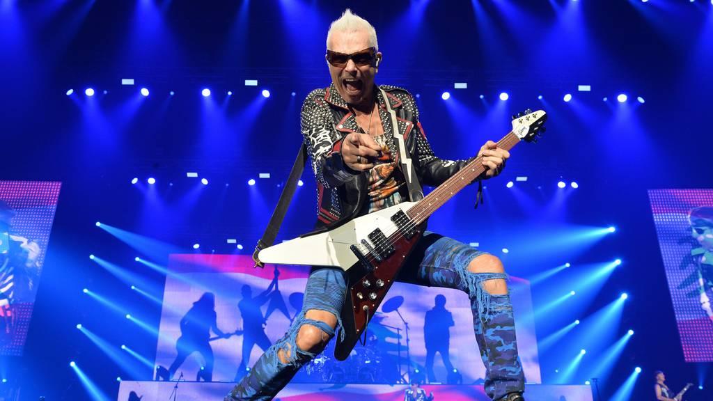 Die Scorpions arbeiten an einem neuen Album