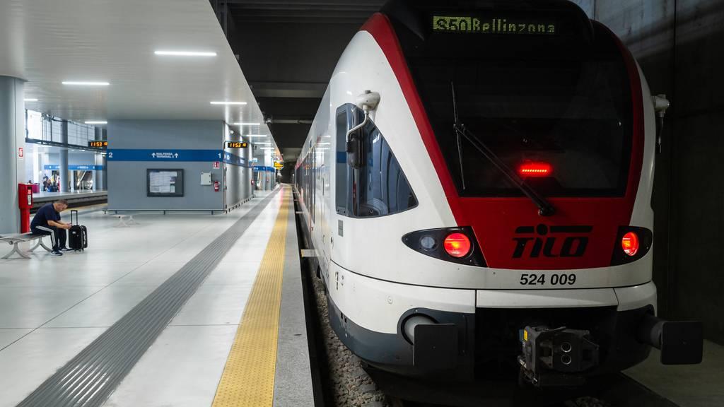 Die Fernverkehrsverbindungen zwischen der Schweiz und Italien werden eingestellt. Wie es mit dem Regionalverkehr weitergeht, ist noch unklar.