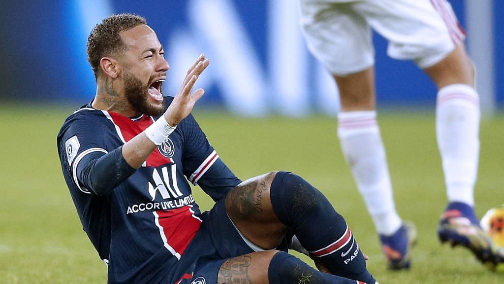 PSG erst im Januar wieder mit Neymar