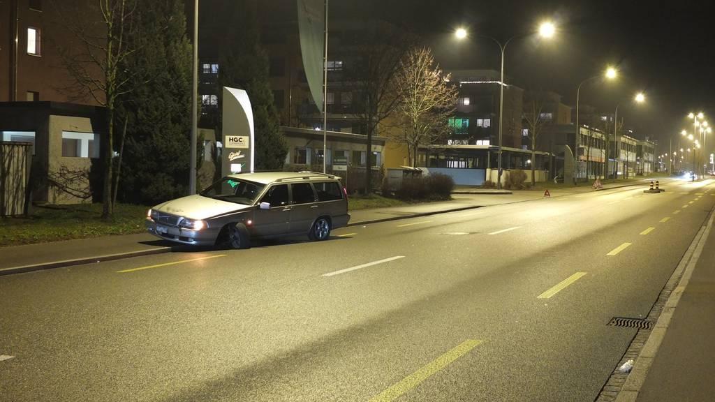 Kantonspolizei SG
