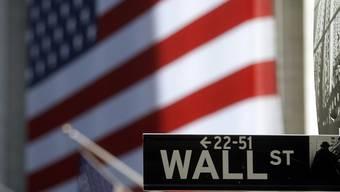 Frohe Nachrichten an der Wall Street (Archiv)