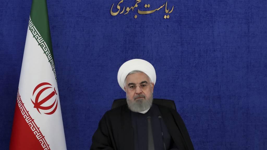 Anschlag bringt Ruhani in Zwickmühle zwischen Rache und Diplomatie