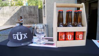 Eröffnung der Güxer Brauerei