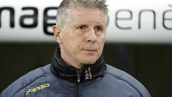 Mit Lugano wieder Leader: Coach Livio Bordoli