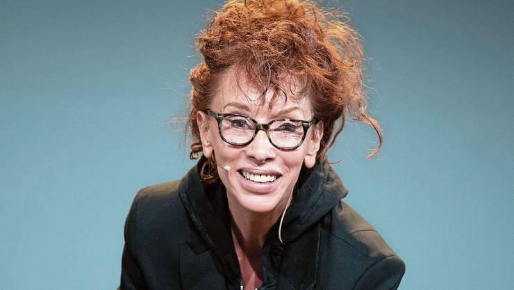 Die Schriftstellerin Sibylle Berg.