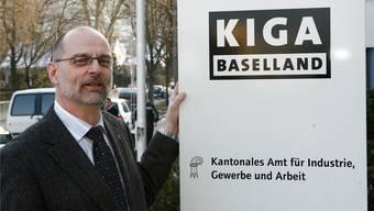 «Die Frage nach mehr Transparenz stand immer im Raum», sagt Thomas Keller, Amtsleiter Kiga Baselland. (Archivbild)