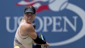 Maria Scharapowa wurde im vierten Match gestoppt