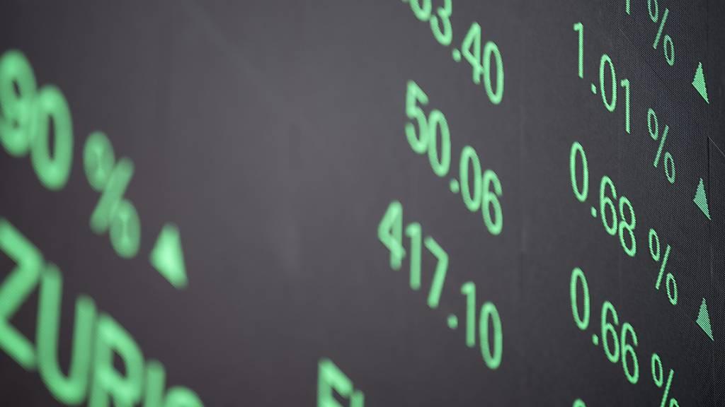 Leitindex SMI steigt erstmals über 12'000 Punkte