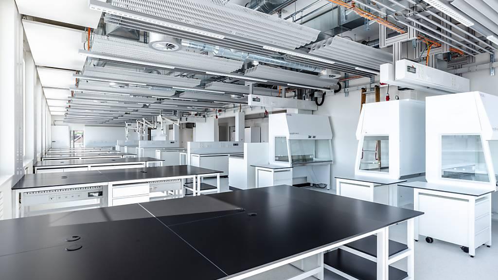 Kantonsspital Aarau nimmt neues Gebäude in Betrieb