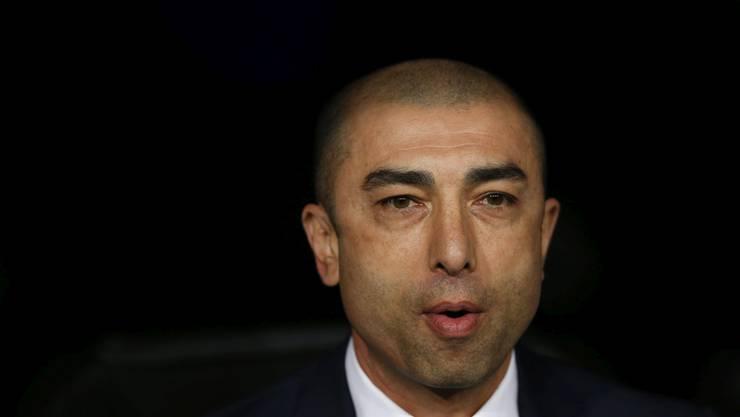 Roberto Di Matteo bleibt Trainer auf Schalke 04, komme was wolle.