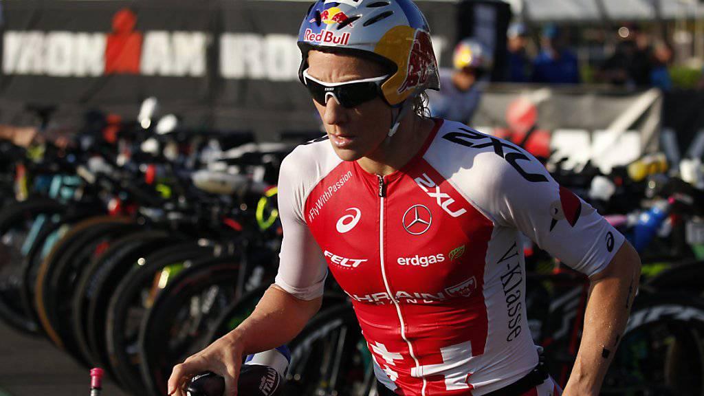 Auch die dreifache Ironman-Weltmeisterin Daniela Ryf wird ihren Wettkampfkalender reduzieren können.
