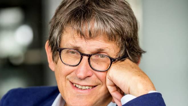 Der ehemalige Chefredaktor der britischen Zeitung «The Guardian» am «Swiss Media Forum»: «Der Journalismus muss sich neu kalibrieren.» Foto: Sandra Ardizzone