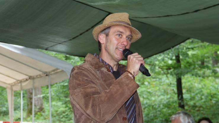 Andreas Thommen, Gemeindeammann von Effingen, sagt Ja zur Schulpflege.