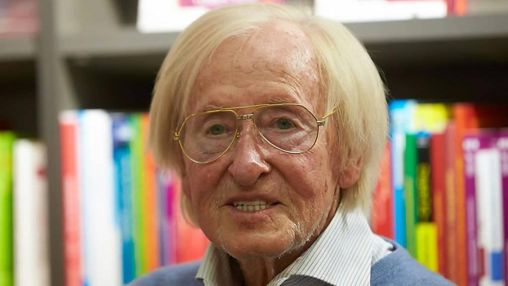 Rudi Gutendorf, der Rekordtrainer, ist tot