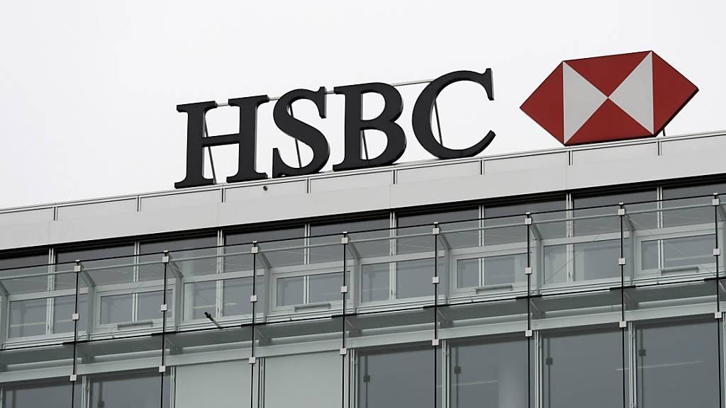 HSBC Suisse im Halbjahr wieder in der Gewinnzone