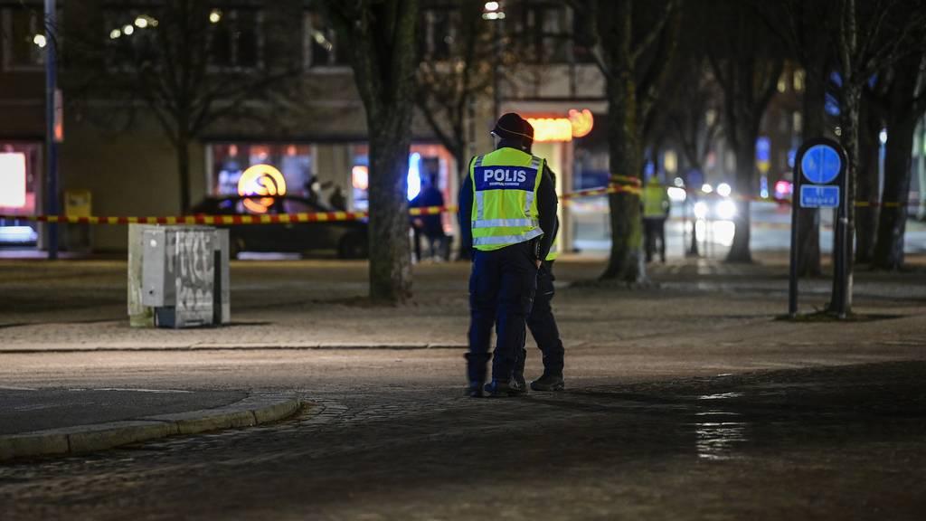 Mehrere Verletzte bei mutmasslicher Terrortat in Schweden
