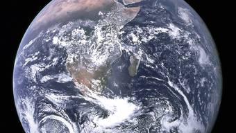 Die 17 nachhaltigen Ziele der Agenda 2030 sollen die Zukunft der Menschheit auf dem Planeten Erde sichern helfen. (Archiv)