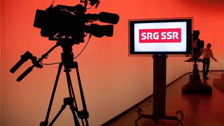 Mit einem guten Lokalteil allein ist es nicht getan. Die SRG:  Vor einigen Wochen entschied sie, ihre Nachrichtenstudios von Bern nach Zürich zu verlegen. (Symbolbild)