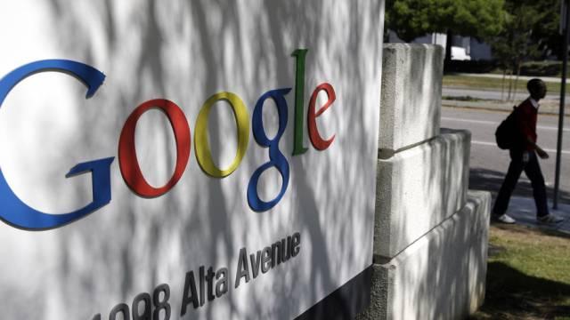 Google enttäuschte die Anleger im vergangenen Quartal (Archiv)