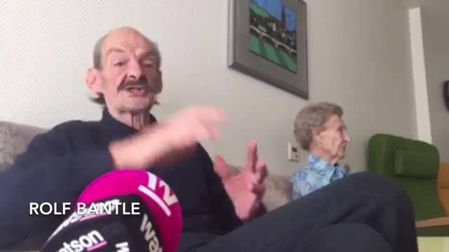 Rolf Bantle erklärt, warum es ihm im Wohnheim Dietisberg nicht gefallen hat