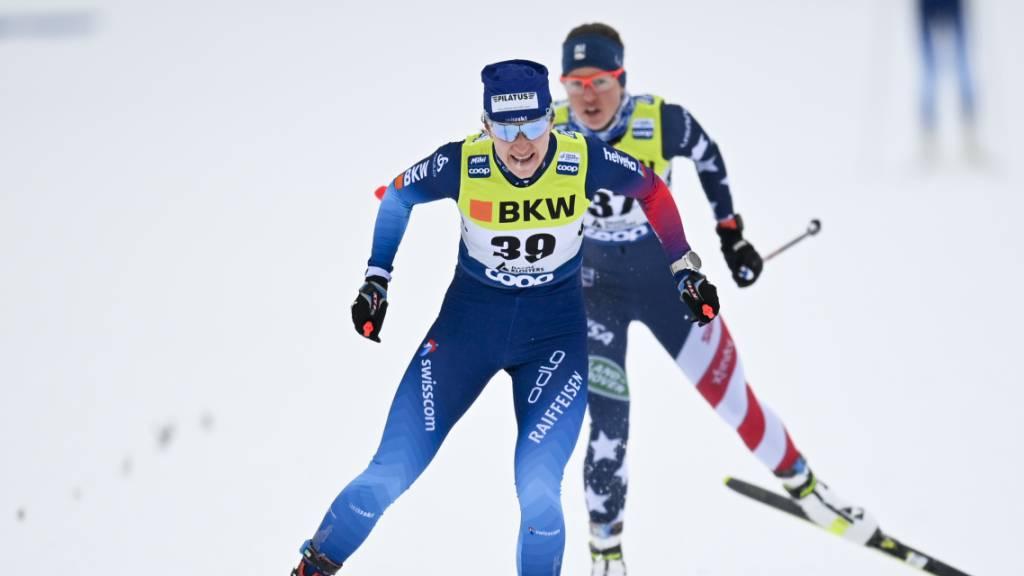 Ein Sieg mit Ansage: Fähndrich mit erstem Weltcupsieg