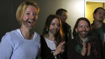 Österreich fiebert mit Conchita Wurst mit