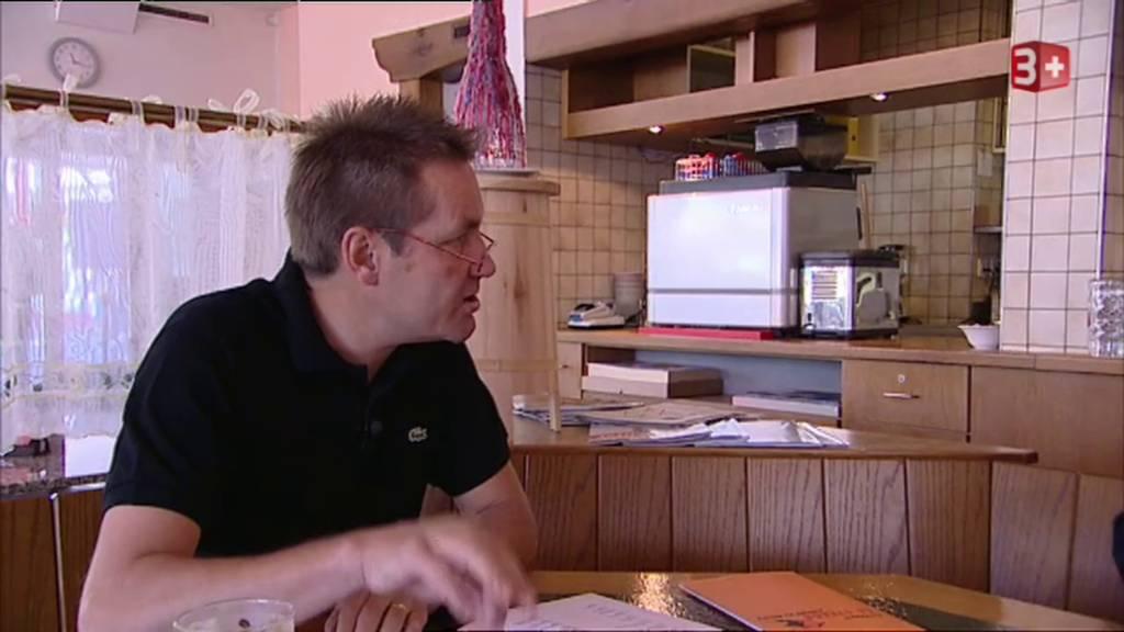 Bumann, der Restauranttester La Strega