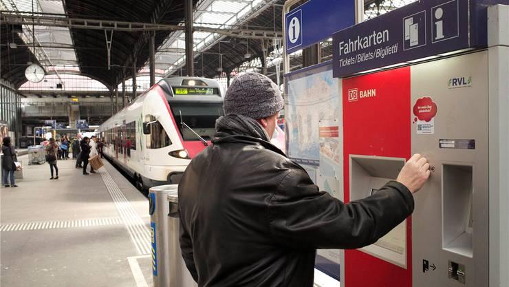 Die SBB fährt bis 2027 weiter auf dem Seehaas (Konstanz -Singen-Engen) und der Wiesentalbahn (S5 Weil-Lörrach-Steinen sowie S6Basel-Lörrach-Zell). (Archiv)