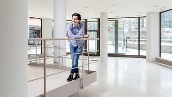 Im Parterre plant Carlos Ferreira eine Café&Bar. Im ersten Stock und im Untergeschoss je ein Restaurant.