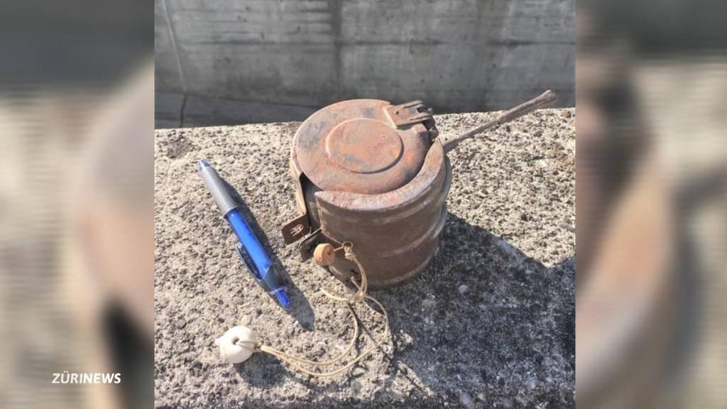 Kritische Fragen an Aargauer Polizei nach Bomben-Entschärfung