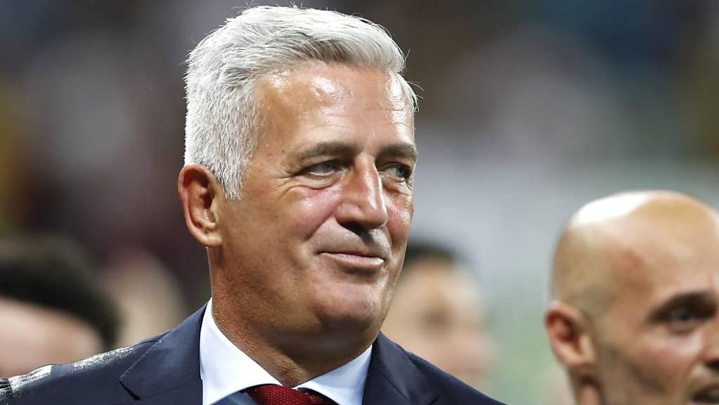 Nach sieben Jahren ist Schluss: Vladimir Petkovic verlässt das Schweizer Nationalteam in Richtung Bordeaux