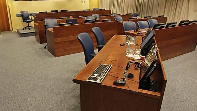Karadzic erschien nicht vor dem Gericht in Den Haag