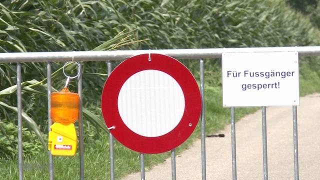 Schwandwald nach 1.-August-Gewitter gesperrt