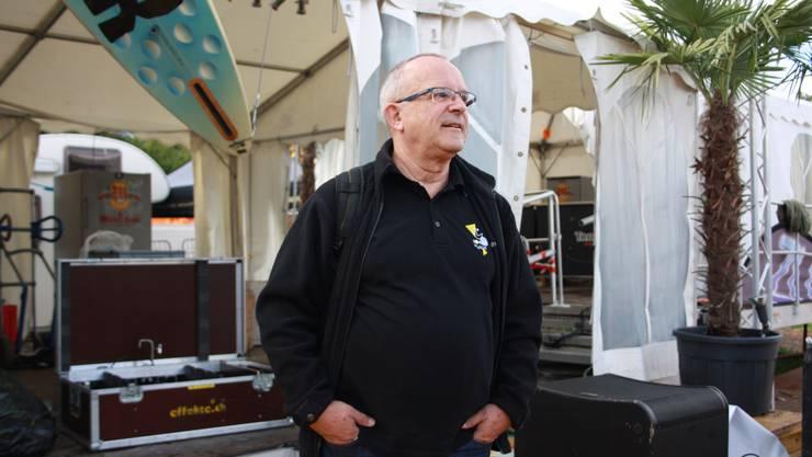 «Ich konnte das Fest mehr geniessen als noch 2011. Damals hatte ich das Gefühl, ich müsse überall sein», sagt Rolf Wild.