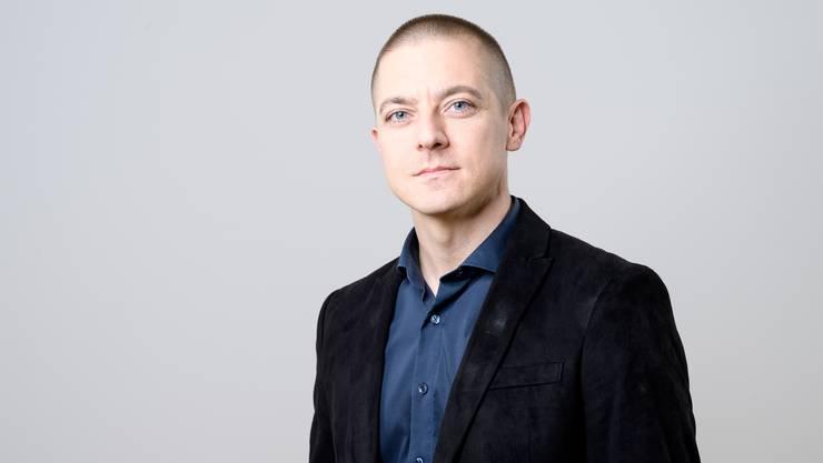 Igor Arsenijevic will Gemeinderat von Neuenhof werden.