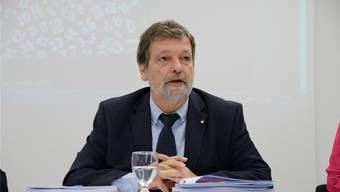 Finanzdirektor Roland Heim.