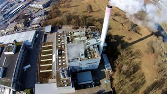 Sie soll künftig auch Private mit Wärmeenergie versorgen: die Kehrichtverbrennung der Limeco.