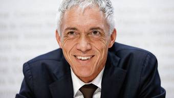 Im Visier von Ermittlungen: Ex-Bundesanwalt Michael Lauber.